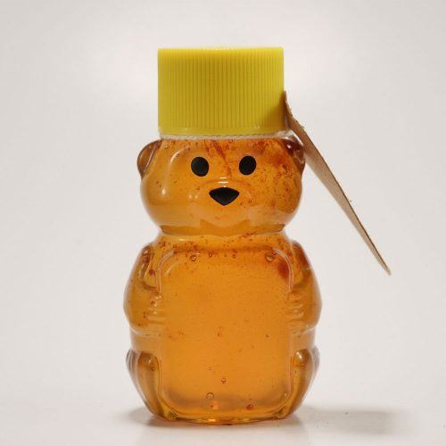 2 oz honey bear