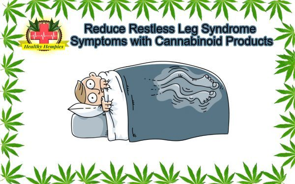 Reduce your Restless Leg Syndrome Symptoms with Cannabinoid Products, Pain, Inflammation, Sleep, Stress. Cannabinoid Products may help achieve reliefReduce restless leg syndrome symptoms with cannabinoid products