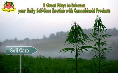 5 Great Ways to Enhance your Daily Self-Care Routine with Cannabinoid Products, Cannabinoid Massages, Cannabinoid Facial Care, Cannabinoid Products for Foot