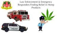 Law Enforcement & Emergency Responders Find Relief in Hemp Products, Law Enforcement, Emergency Responders, Hemp Products, CBD Products